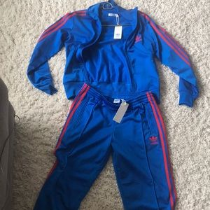 Brand new with tags Adidas tracksuit